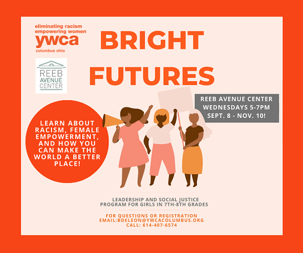 Bright Futures Fall 2021 ad