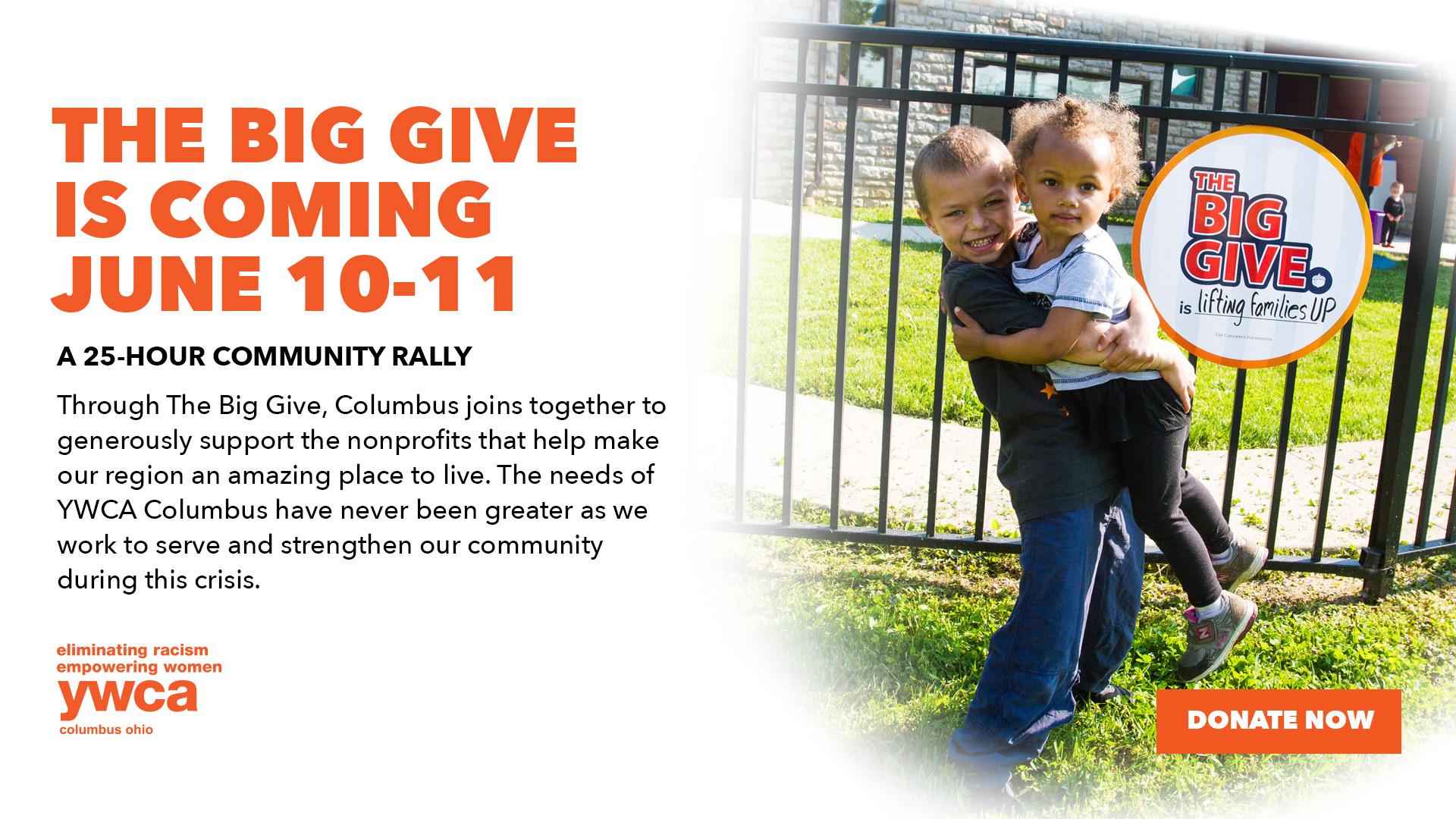 Big Give 2020 Ywca Columbus
