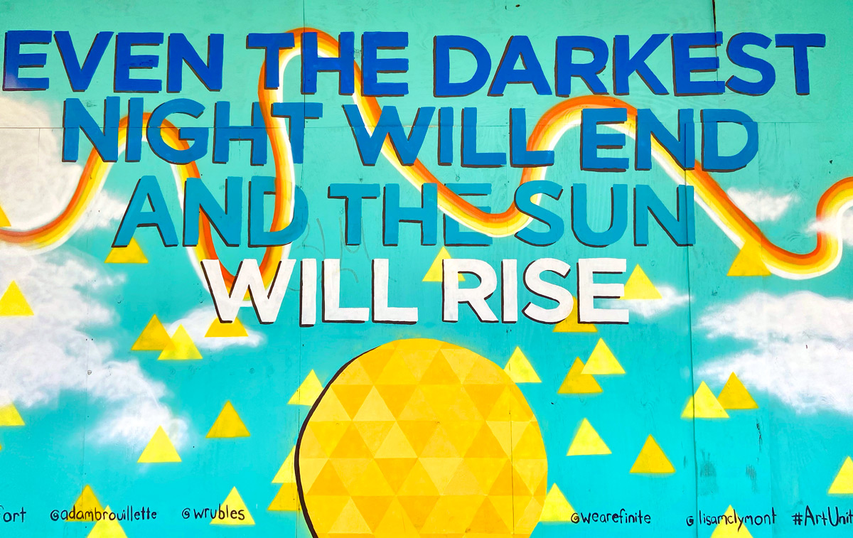 WE SHALL RISE