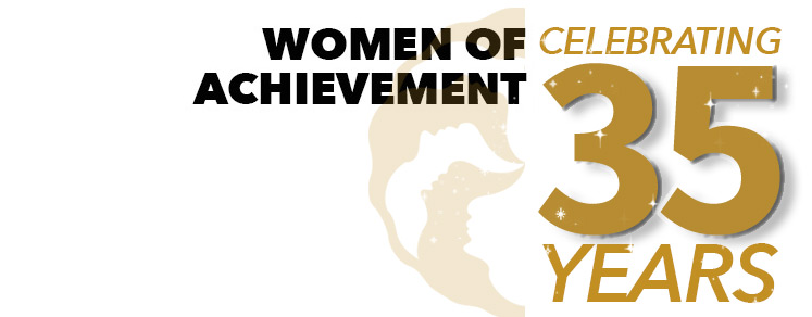 women of achievement 2020 date